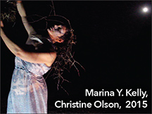 Marina Y. Kelly, Christine Olson